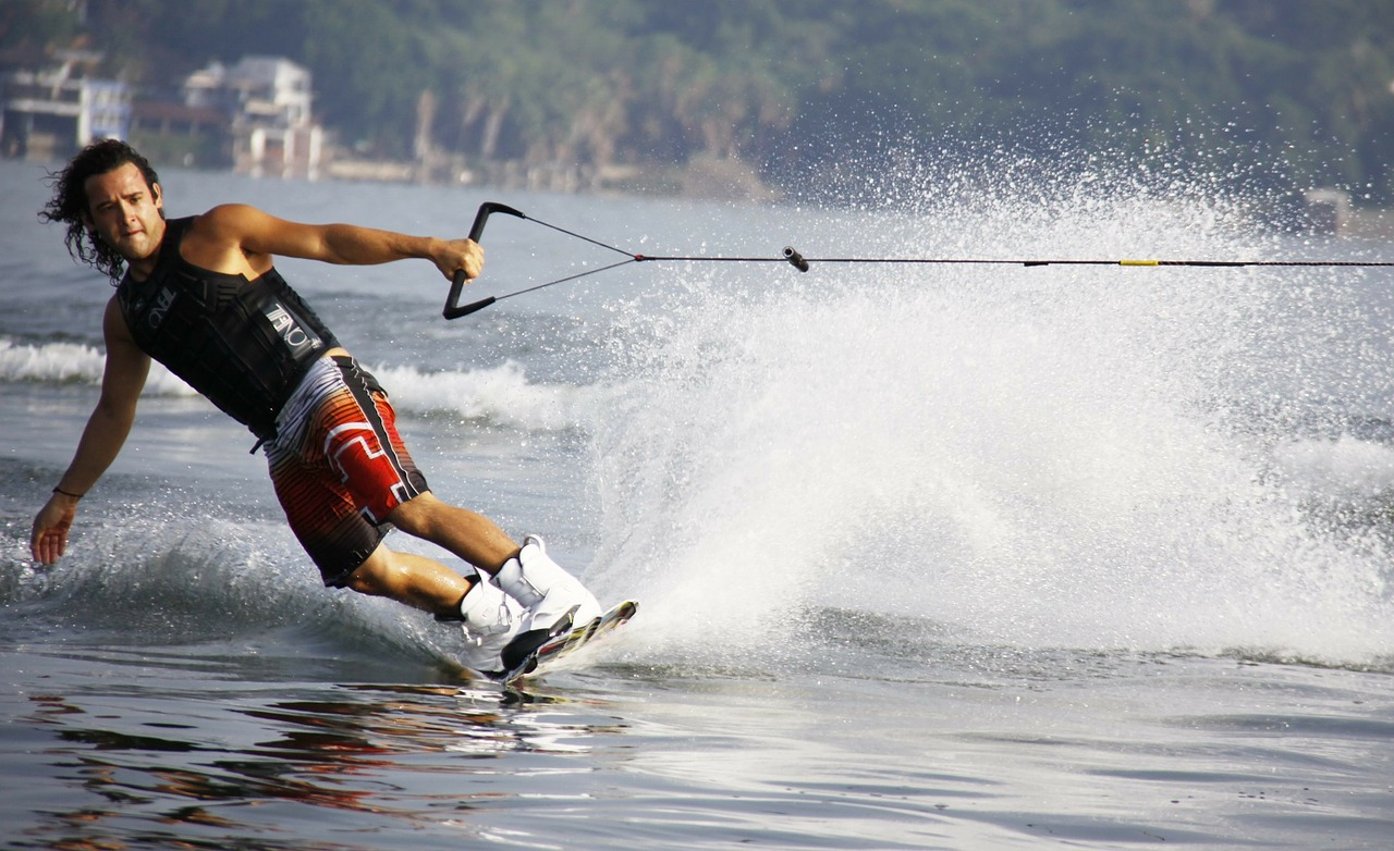 Wakeboard in Mexico